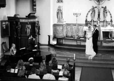 Svenska kyrkbröllop