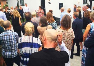 Teambuilding og fællessang med Anna Kruse